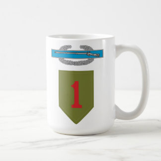 1r Taza del CIB de la división de infantería