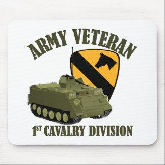 1r Veterinario de Cav - M113 APC Alfombrillas De Ratón