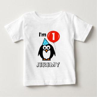1ra camisa personalizada de la fiesta de