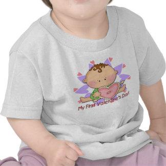 1ra camiseta del niño del el día de San Valentín d