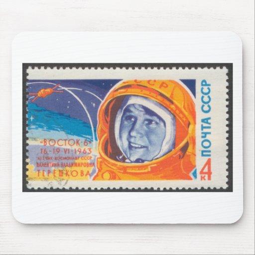1ra mujer de Valentina Vladimirovna en espacio Tapetes De Raton