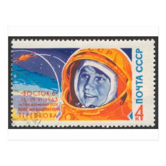 1ra mujer de Valentina Vladimirovna en espacio Postal