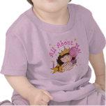 1ras camisetas del cumpleaños de princesa All Abou