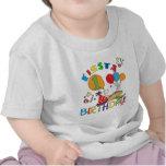 1ras camisetas y regalos del cumpleaños de la fies