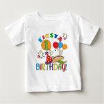 1ras camisetas y regalos del cumpleaños de la remeras