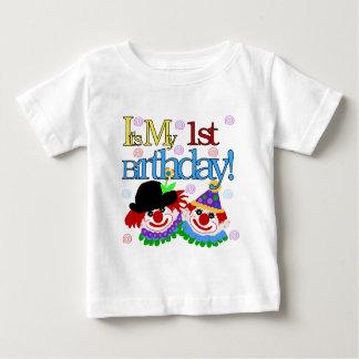 1ras camisetas y regalos del cumpleaños de los camisas