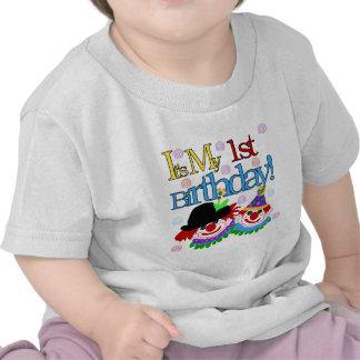 1ras camisetas y regalos del cumpleaños de los pay