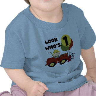 1ras camisetas y regalos del cumpleaños del bomber