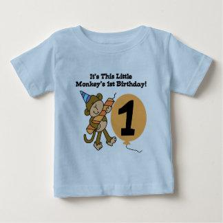 1ras camisetas y regalos del cumpleaños del playera