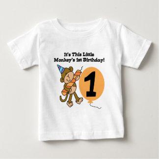 1ras camisetas y regalos del cumpleaños del playeras