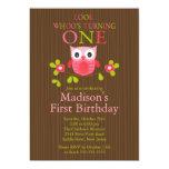 1ras invitaciones de la fiesta de cumpleaños del invitacion personalizada