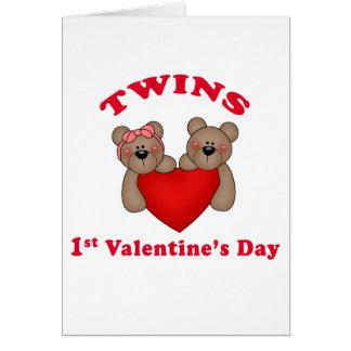 1ras tarjetas del el día de San Valentín de los ge