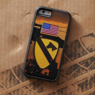 1ros 7mos cavarly veterinarios de los veteranos de funda para  iPhone 6 tough xtreme