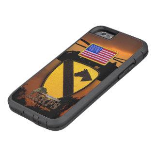 1ros 7mos cavarly veterinarios de los veteranos funda para  iPhone 6 tough xtreme
