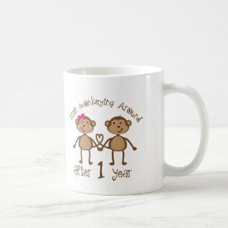1ros regalos divertidos del aniversario de boda tazas de café