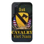 1ros veterinarios de Vietnam de la división de la  iPhone 4 Carcasa