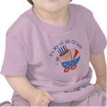 1st 4th of July (Baby) T Shirts