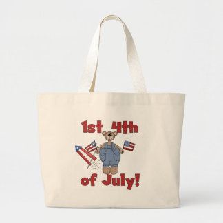 1st 4th of July Tshirts and Gifts Bags