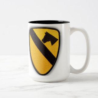 1st 7th cavalry division air cav veterans vets coffee mugs