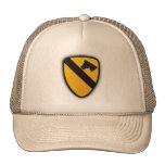 1st 7th cavalry division air cav vets patch hat