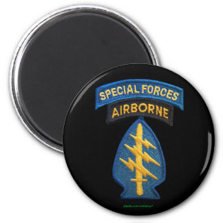 1st 7th special forces flash vet iraq magnet vfw