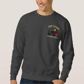 1st AD Vet - Green Howitzer Sweatshirt
