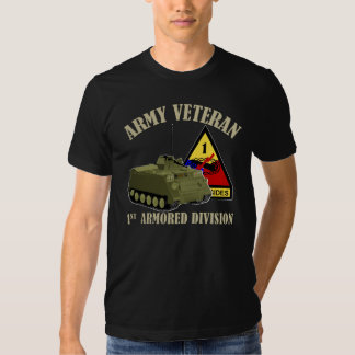 1st AD Veteran - M113 Shirt