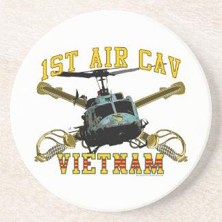1st Air Cav - Vietnam Drink Coaster