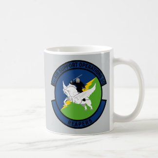 1st Air Support Operations Squadron - Reapers Coffee Mug