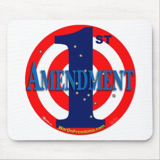 1st Amendment Mouse Pad