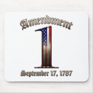 1st Amendment Mousepads