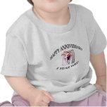 1st ANNIVERSARY Tee Shirt
