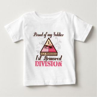 1st armored baby T-Shirt