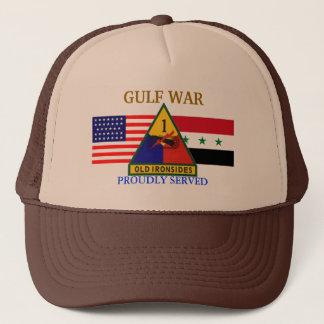 1ST ARMORED DIVISION GULF WAR HAT