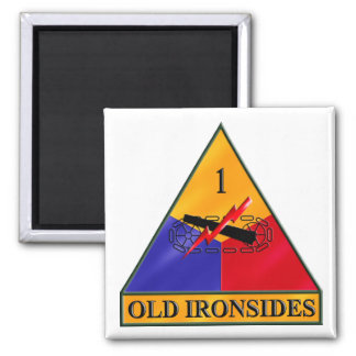 1st Armored Division Magnet