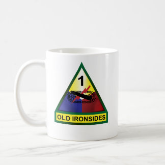 1st Armored Division Mugs