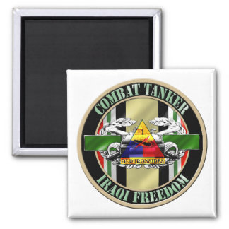 1st Armored Division OIF Veteran Magnet