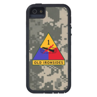 "1st Armored Division ""Old Ironsides"" iPhone 5 Case"