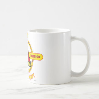 """1ST ARMORED DIVISION """"OLD IRONSIDES"""" COFFEE MUG"""