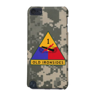 "1st Armored Division ""Old Ironsides"" Digital Camo iPod Touch (5th Generation) Cases"