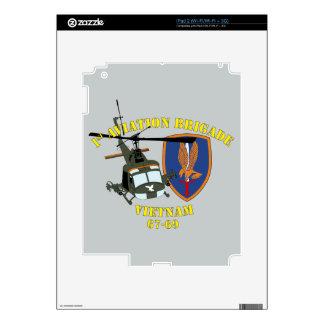1st Aviation Brigade - Custom Decals For The iPad 2