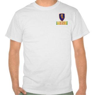 1st Aviation Brigade OH-6 LOACH Gunner Shirt
