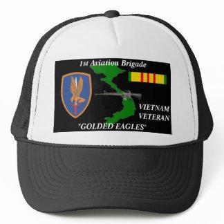 1St Aviation Brigade Vietnam Veteran Ball Caps