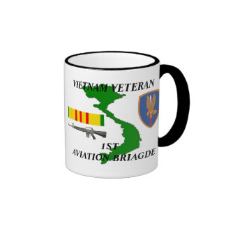 1st Aviation Brigade Vietnam Veteran Coffee Mugs