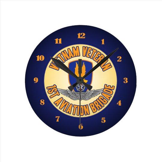 1st Avn Bde Master Aviator Round Clock