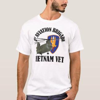 1st AVN BDE Vietnam CH-47 T-Shirt