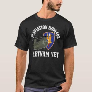 1st AVN BDE - Vietnam CH-47 T-Shirt