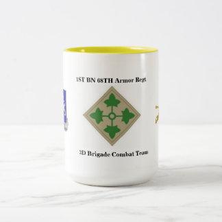 1ST Battalion 68TH Armor 3RD BCT 4TH Infantry Mug