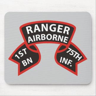 1st Battalion 75th Infantry Ranger A/B Mouse Pad