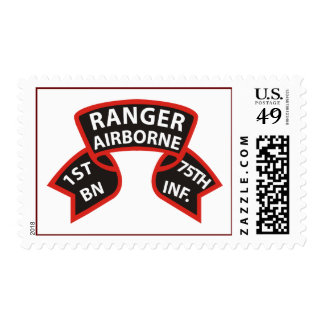 1st Battalion 75th Infantry Rangers A/B Postage